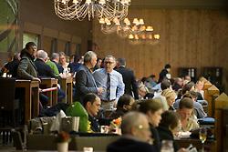 Rijcken Carl, (BEL), Schepers Boudewijn, (BEL)<br /> BWP Hengsten keuring Koningshooikt 2015<br /> © Hippo Foto - Dirk Caremans<br /> 23/01/16
