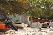 Anguilla, Caribbean - Island harbor on the norht end of the island