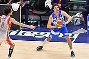 DESCRIZIONE : Campionato 2014/15 Serie A Beko Dinamo Banco di Sardegna Sassari - Grissin Bon Reggio Emilia Finale Playoff Gara4<br /> GIOCATORE : Giacomo Devecchi<br /> CATEGORIA : Passaggio<br /> SQUADRA : Dinamo Banco di Sardegna Sassari<br /> EVENTO : LegaBasket Serie A Beko 2014/2015<br /> GARA : Dinamo Banco di Sardegna Sassari - Grissin Bon Reggio Emilia Finale Playoff Gara4<br /> DATA : 20/06/2015<br /> SPORT : Pallacanestro <br /> AUTORE : Agenzia Ciamillo-Castoria/GiulioCiamillo