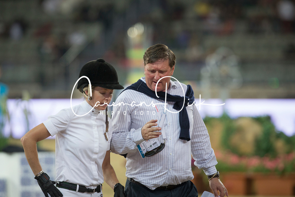 Tops Jan (NED), Alexander Edwina (AUS)<br /> CHI Al Shaqab - Doha 2013<br /> © Dirk Caremans