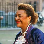 NLD/Den Haag/20180831 - Gasten arriveren bij afscheid vice-president Raad van State Piet Hein Donner, Minister van Sint Maarten Jorien Buite