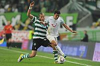 20111201: LISBON, PORTUGAL Ð UEFA Europe League 2011/2012 Group D: Sporting Lisbon vs FC Zurique.<br />In picture . Amine Chermiti<br />PHOTO: CITYFILES