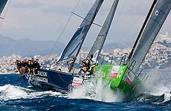 © Sander van der Borch. Marseille - FRANCE,  June 3rd 2008. AUDI MEDCUP  in Marseille  (2/7 June 2008). Races 1,2 and 3.