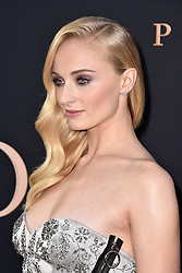 """Sophie Turner attends the Premiere Of 20th Century Fox's """"Dark Phoenix"""" at TCL Chinese Theatre on June 04, 2019 in Los Angeles, CA, USA. Photo by Lionel Hahn/ABACAPRESS.COM"""