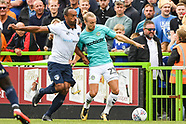 Forest Green Rovers v Oldham Athletic 110818