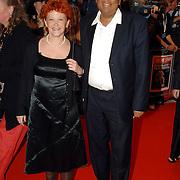 "NLD/Utrecht/20060927 - Premiere ""Ober"" en opening Nederlands Film Festival, John Leerdam en partner"