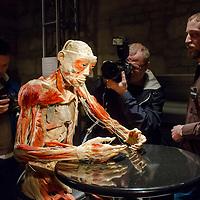 Human Body exhibitions