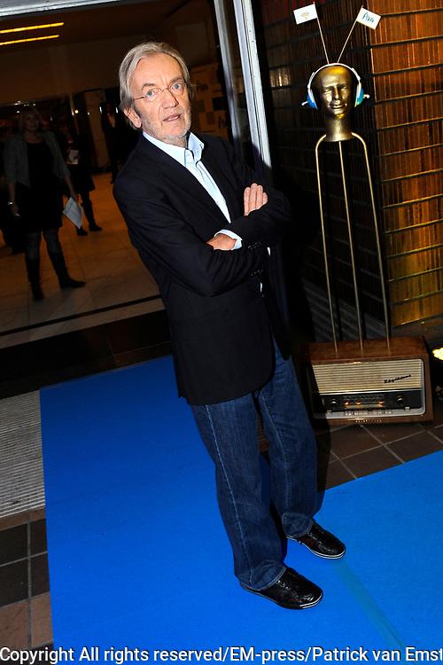 AVRO Radiogala 2011 in het Stadhuis van Hilversum.<br /> <br /> Op de foto:  Lex Harding