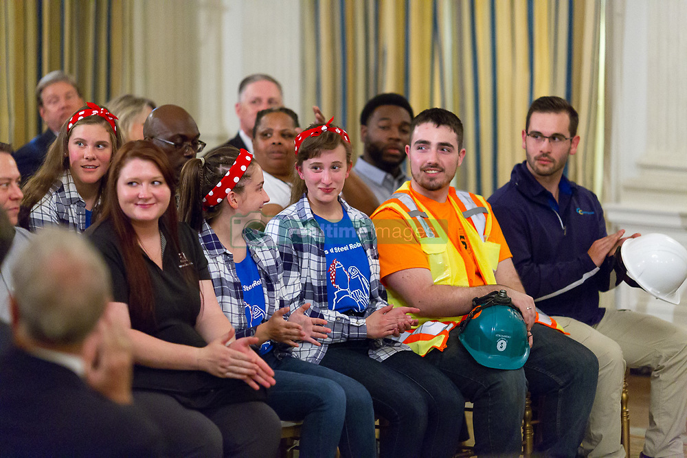 State Dining Room - Our Pledge to America's Workers