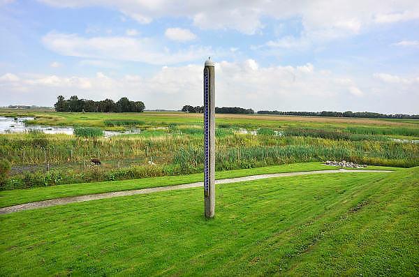 Nederland, Schokland, 25-8-2011Het voormalige eiland schokland staat op de werelderfgoed lijst.Foto: Flip Franssen/Hollandse Hoogte