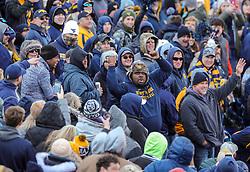 Nov 10, 2018; Morgantown, WV, USA;  at Mountaineer Field at Milan Puskar Stadium. Mandatory Credit: Ben Queen-USA TODAY Sports