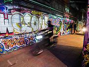 Leake St. London Waterloo. 30 November 2017