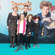 NLD/Amsterdam/20151206 - Filmpremiere Dummie de Mummie en de Sfinx van Shakaba, Pim van Hoeve