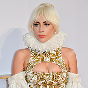 Lady Gaga attend A Star Is Born UK Premiere at Vue Cinemas, Leicester Square, London, UK 27 September 2018.