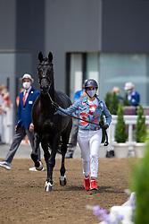Moreira Laliberte Naima, CAN, Statesman, 115<br /> Olympic Games Tokyo 2021<br /> © Hippo Foto - Dirk Caremans<br /> 23/07/2021