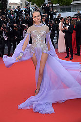 "71st Cannes Film Festival 2018, Red Carpet film ""Blackkklansman"". Pictured: Natasha Poly"