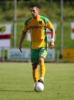 Photo: Maarten Straetemans.<br /> AGOVV Apeldoorn v Norwich City. Pre Season Friendly. 21/07/2007.<br /> Jason Shackell