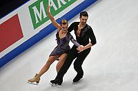 Madison HUBBELL, Zachary DONOHUE USA <br /> Ice Dance Short Dance <br /> Milano 23/03/2018 Assago Forum <br /> Milano 2018 - ISU World Figure Skating Championships <br /> Foto Andrea Staccioli / Insidefoto