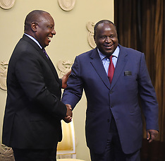 Tito Mboweni announced new finance minister - 9 Oct 2018