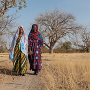 Malado Traore (73)  and Saiba (75) are neighbours with similar life and Fistula experience. Malado, 73 years old. She first developed obstetric fistula at age 17. She is now a widow, and her only child (a daughter) takes care of her. Twice Malado has tried to commit suicide. She has undergone 3 fistula repair surgeries, and only the third was successful. Her home is 25km from Dioila