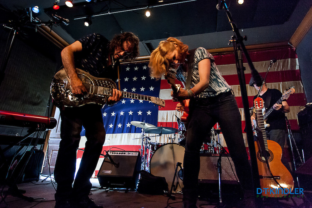 Peter Karp and Sue Foley Band