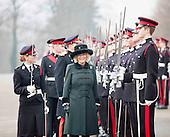HRH The Duchess of Cornwall Sandhurst