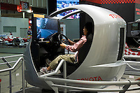 Mega Web is a Toyota showroom on Odaiba where you can view and touch Toyota's newest models and car accessories; test drive a real car; ride in an automated electric vehicle or play in a safety simulator.