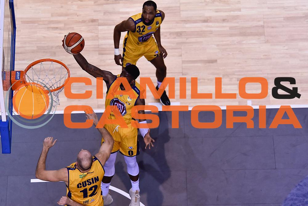 Wilson Jamil<br /> FIAT Torino - Alma Pallacanestro Trieste<br /> Lega Basket Serie A 2018-2019<br /> Torino 13/10/2018<br /> Foto M.Matta/Ciamillo & Castoria