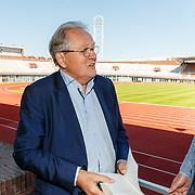 NLD/Amsterdam/20180503 - Beste Vriend Andere Tijden Sport en Olympisch Stadion, Arie Haan en Aad de Mos