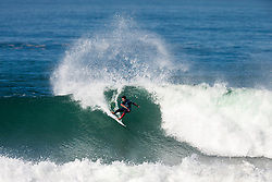Michael Rodrigues (BRA) is eliminated from the 2018 Quiksilver Pro France finishing with an equal 9th after placing third in Heat 3 of Round 4 in Hossegor, France.