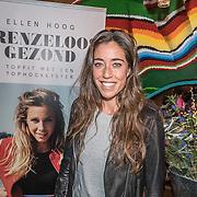 """NLD/Amsterdam/20161031 - Boekpresentatie Ellen Hoog """"Grenzeloos Gezond"""", Naomi van As"""
