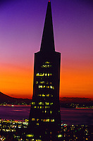 Transamerica Pyramid, San Francisco, California USA