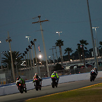 Round 1 of the 2009 AMA Superbike Championship and the Daytona 200 at Daytona International Speedway, Daytona Beach, Florida, March 4-6, 2009.<br /> <br /> ::Images shown are not post processed ::Contact me for the full size file and required file format (tif/jpeg/psd etc) <br /> <br /> ::For anything other than editorial usage, releases are the responsibility of the end user and documentation/proof will be required prior to file delivery.