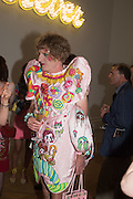 GRAYSON PERRY, Royal Academy Summer exhibition party. Piccadilly. 7 June 2016
