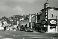 1973 Greenblatt's Deli at Sunset Blvd. & Laurel Ave.