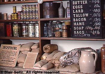 Landis Valley Farm Museum, General Store Lancaster Co., PA