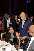 January 30, 2017-New York, New York-United States: (L-R) Celebrity Stylist/Designer June Ambrose and Media Mogul Russell Simmons(Honoree)  attends the National Cares Mentoring Movement 'For the Love of Our Children Gala' held at Cipriani 42nd Street on January 30, 2017 in New York City. The National CARES Mentoring Movement seeks to dispel that notion by providing young people with role models who will play an active role in helping to shape their development.(Terrence Jennings/terrencejennings.com)