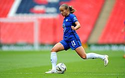 Guro Reiten of Chelsea Women in action - Mandatory by-line: Nizaam Jones/JMP - 29/08/2020 - FOOTBALL - Wembley Stadium - London, England - Chelsea v Manchester City - FA Women's Community Shield