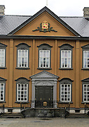 Stiftsgarden palace in city of Trondheim,  Norway