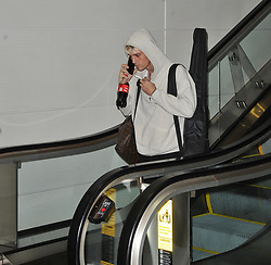 EXCLUSIVE: Aaron Carter is seen landing in Washington, DC days after announcing he is bisexual. 12 Aug 2017 Pictured: Aaron Carter. Photo credit: Todd DC / MEGA TheMegaAgency.com +1 888 505 6342