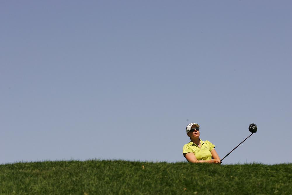 Annika Sorenstam.2007 Kraft-Nabisco Championship.Second Round.Mission Hills CC.Dinah Shore Course.Rancho Mirage, CA.Friday, March 30 2007.03/30/07.Photograph by Darren Carroll