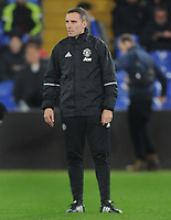 Football - 2016 / 2017 Premier League - Crystal Palace vs. Manchester United<br /> <br /> Manchester United kit manager Ian Buckingham at Selhurst Park.<br /> <br /> COLORSPORT/ANDREW COWIE