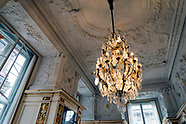 Chandeliers of Christiansborg