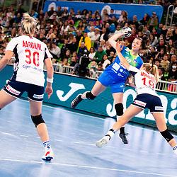 20211010: SLO, Handball - EHF Women's Euro Cup, Slovenia vs Norway