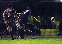 Photo: Olly Greenwood/Sportsbeat Images.<br />Southend United v Swindon Town. Coca Cola League 1. 08/12/2007. Southend's Mark Gower scores  his 2nd goal