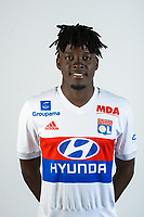 Bertrand Traore during Photoshooting of Lyon for new season 2017/2018 on September 27, 2017 in Lyon, France. (Photo by Damien lg/OL/Icon Sport)