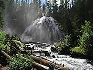 Whychus Creek falls.