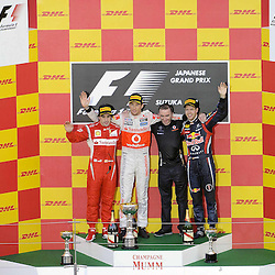 20111009: JPN, Formula 1 - Japanese F1 Grand Prix, Suzuka