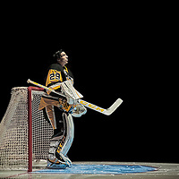 September 30, 2016:  during a NHL preseason game between the Pittsburgh Penguins and the Chicago Blackhawks at Colsol Energy Center in Pittsburgh, PA.  (Photo by Shelley Lipton/Icon Sportswire)