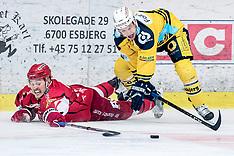 23.02.2018 Esbjerg Energy - Rødovre Migthy Bulls 2:3 OT